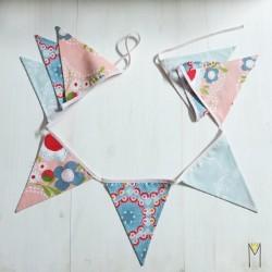 Banderines Mosaic