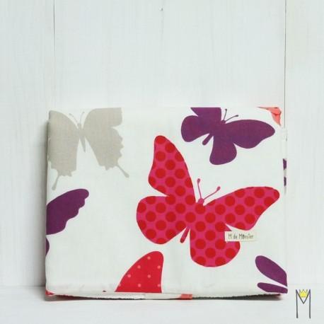 Cambiador de viaje Butterflies
