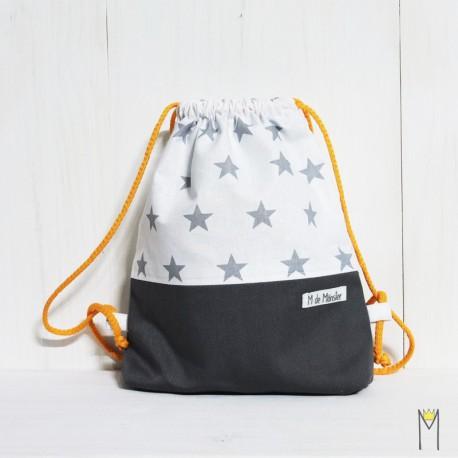 Bolsa Grey Stars