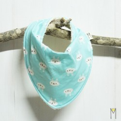 Bandana Mint bunnies