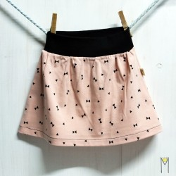 Falda Pastel Pink