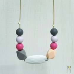 Collar de Lactancia Marble&Pink