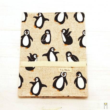 Portadocumentos Pingu