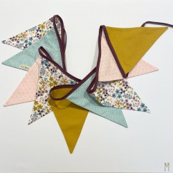 Banderines Flores