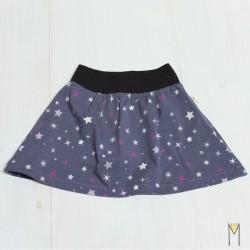 Falda Estrellas