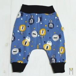 Pantalones Leones Azul oscuro